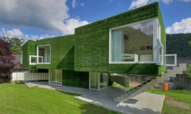 Environmentally Friendly Architecture Design Third Ecology