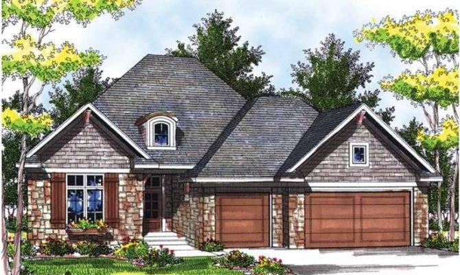 Eplans Cottage House Plan Charming European Square