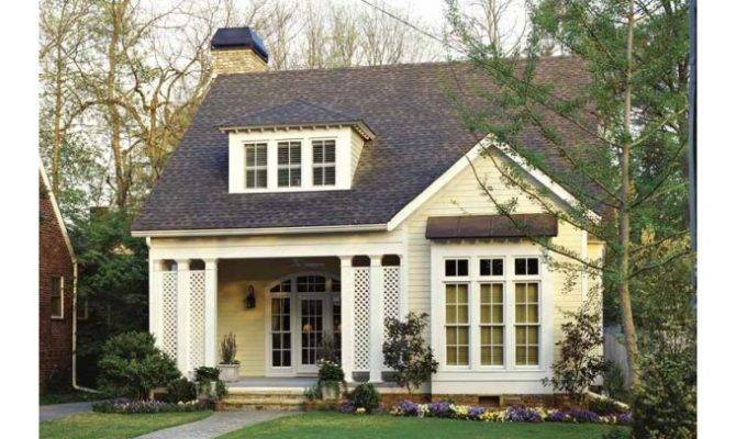 Eplans Cottage House Plan Cotton Hill Southern
