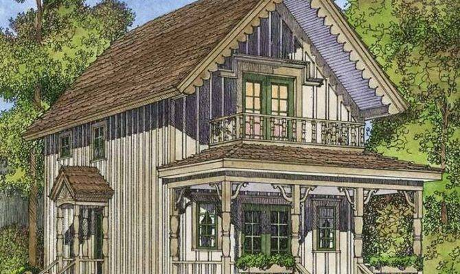 Eplans Cottage House Plan Curb Appeal