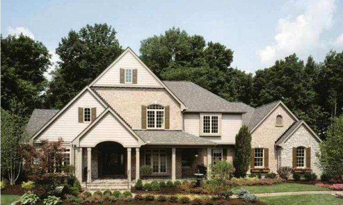 Eplans Country House Plan Homespun Hearth Room Square Feet
