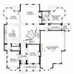 Eplans Craftsman House Plan Hidden Media Room Kitchen Deck