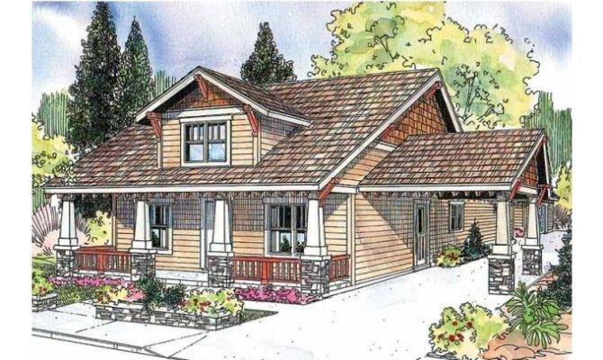 Eplans Craftsman House Plan Porte Cochere