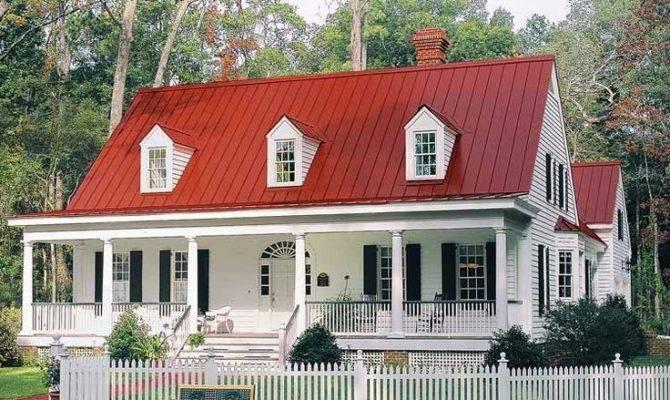 Eplans Farmhouse House Plan Edisto River Cottage Square Feet