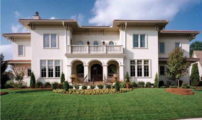 Eplans Italianate House Plan Complete Palatial Elegance