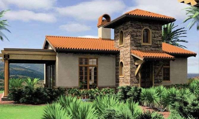 Eplans Italianate House Plan Mediterranean Influences