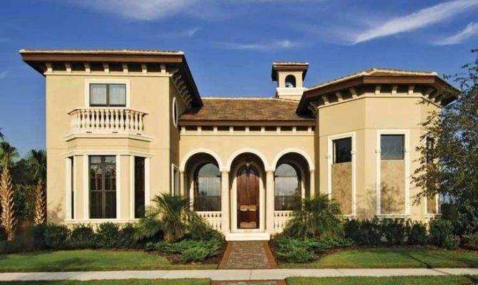 Eplans Italianate House Plan Outdoor Kitchen Rivals Indoor