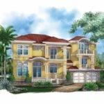 Eplans Mediterranean Modern House Plan Caribbean Style Home