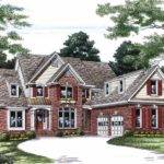 Eplans New American House Plan Lots Windows Square Feet