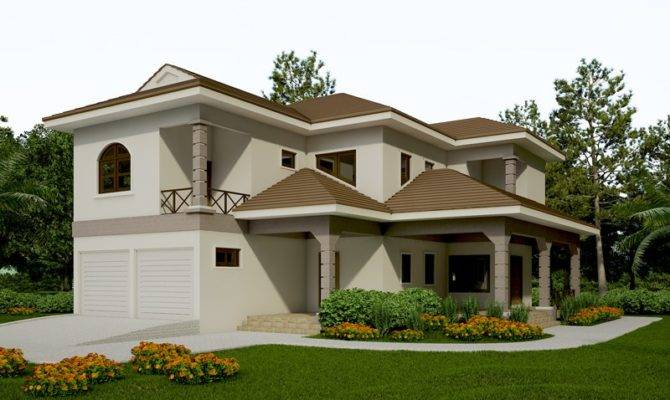 Eplans Pinoy Modern House Designs Small