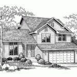 Eplans Split Level House Plan Majestic Multi Home