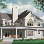 Eplans Victorian House Plan Outdoor Balcony Square Feet