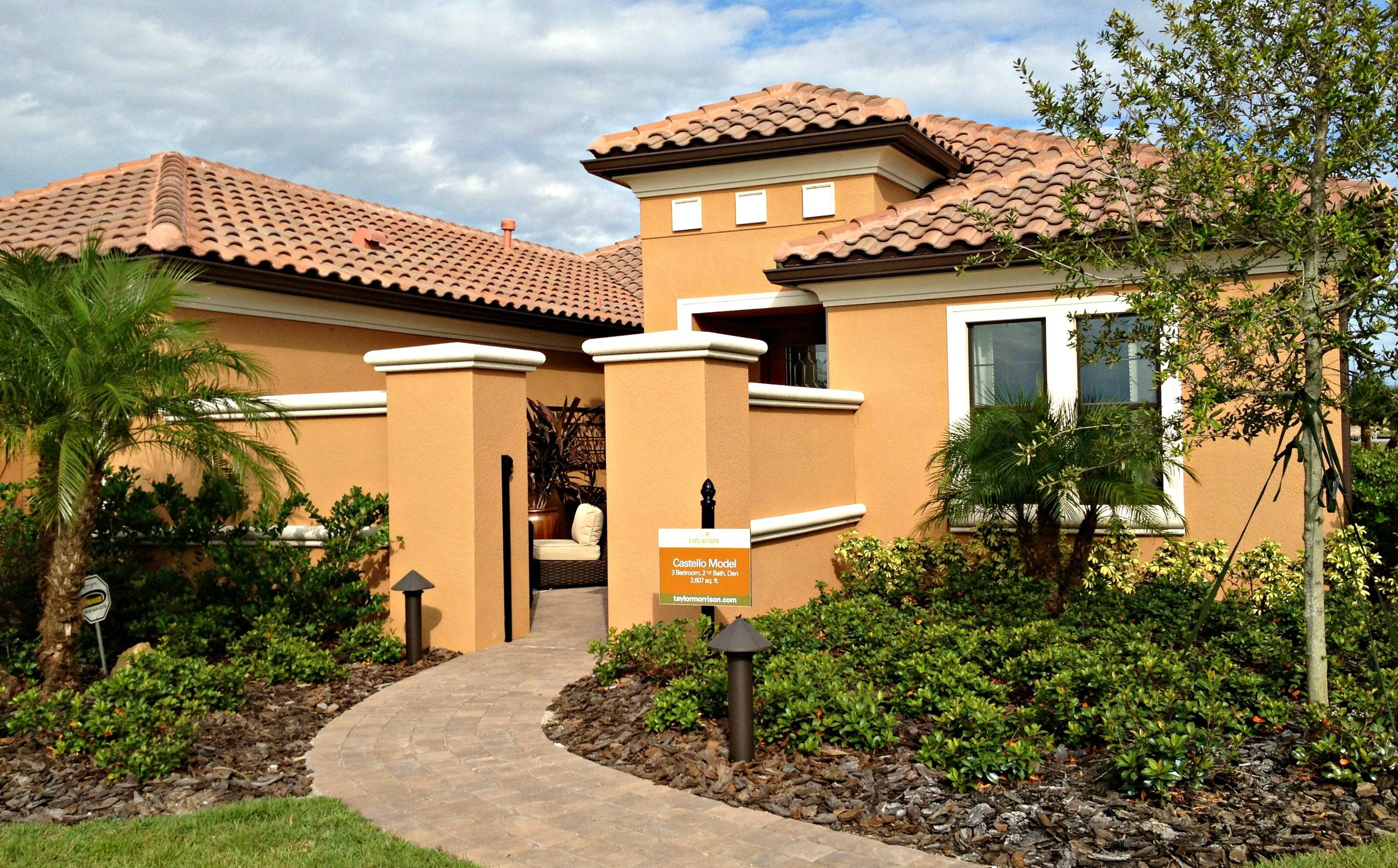 Esplanade Golf Country Club Lakewood Ranch Homes