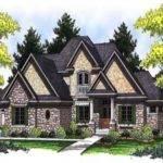 European Cottage Style House Plans Decor