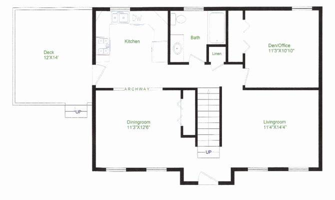 Examples Bedroom House Plans Awesome Floor