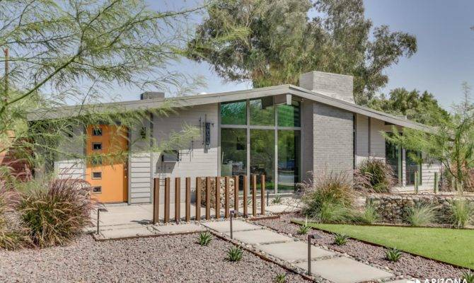 Examples Mid Century Modern Homes House Plan