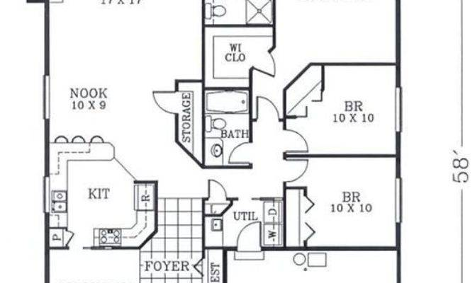 Exceptional House Plans Bungalow Basement New Home