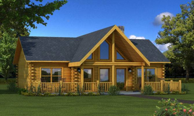 Exceptional Southland Log Home Plans