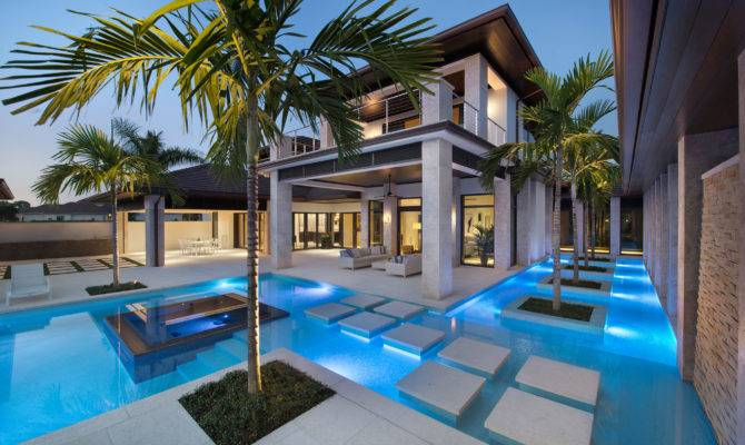 Exclusive Private Residence Florida Harwick Homes