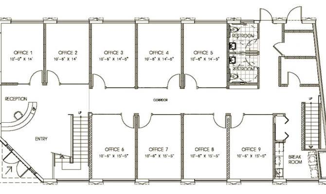Executive Office Suite Floor Plan Suites Sacramento