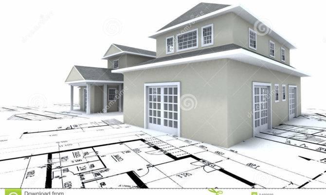 Expensive House Blueprints Photos