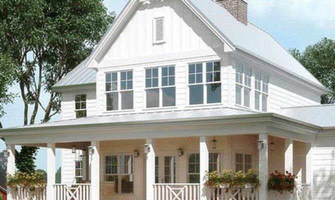 Exploring Farmhouse Style Home Exteriors Lindsay Hill