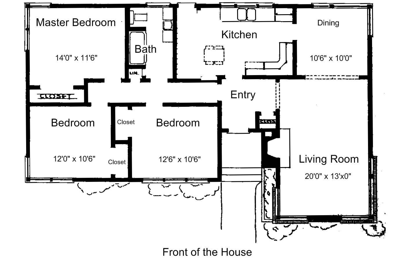 Exquisite Simple Floor Plans Home Design