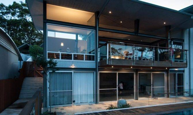 Exquisite Views Fine Modern Details Dudley Residence