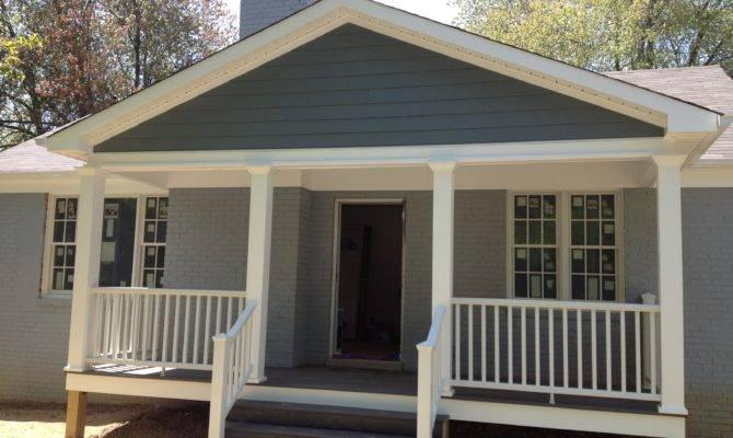Exterior Auction House Rehab