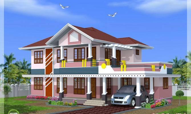 Exterior House Designs Caribbean Home