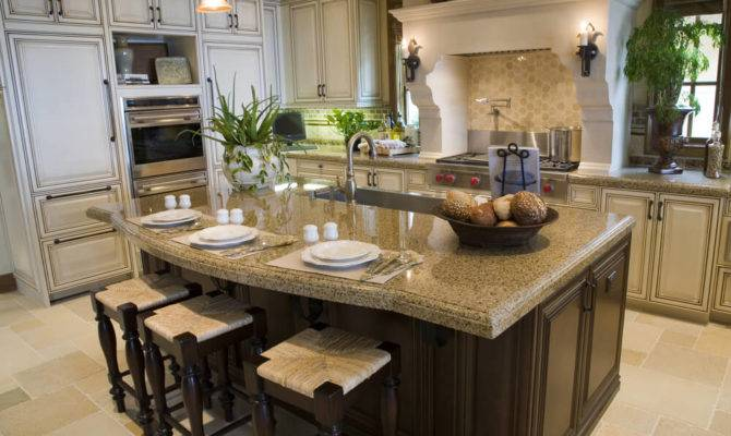 Fabulous Eat Custom Kitchen Designs