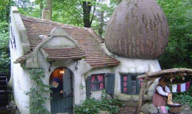 Fabulous Fairy Tale Home Design Stuff