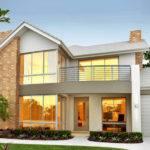 Fachadas Coloridas Para Casas Modernas Decorando