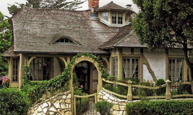 Fairytale Cottage House Plans Smalltowndjs