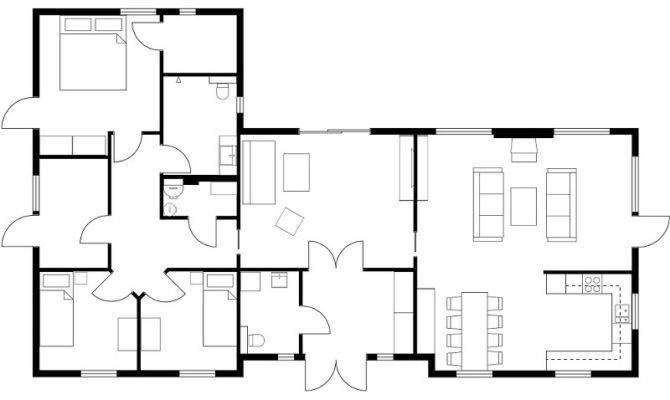 Fantastic Floorplans Floor Plan Types Styles Ideas
