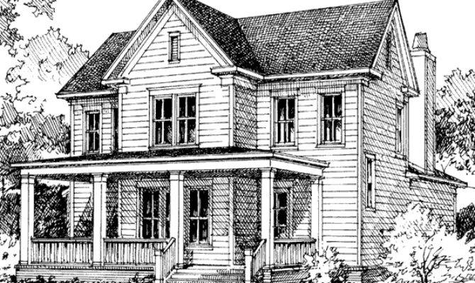 Farmhouse House Plans Southern Living