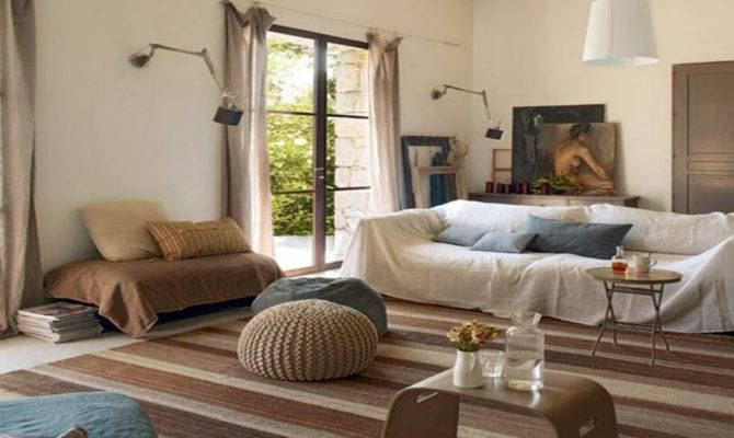 Farmhouse Living Room Country Cottage Rooms French