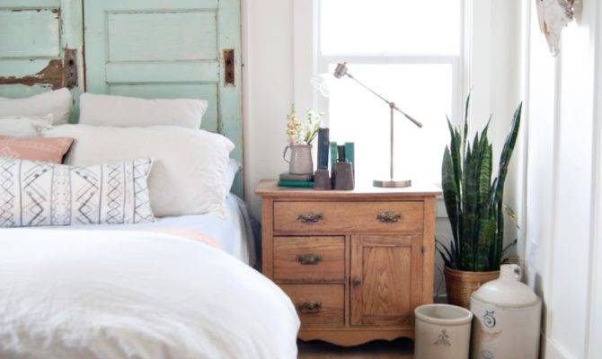 Farmhouse Master Bedroom Country Living Magazine