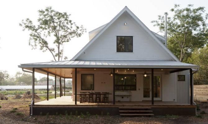 Farmhouse Porch Austin Rauser