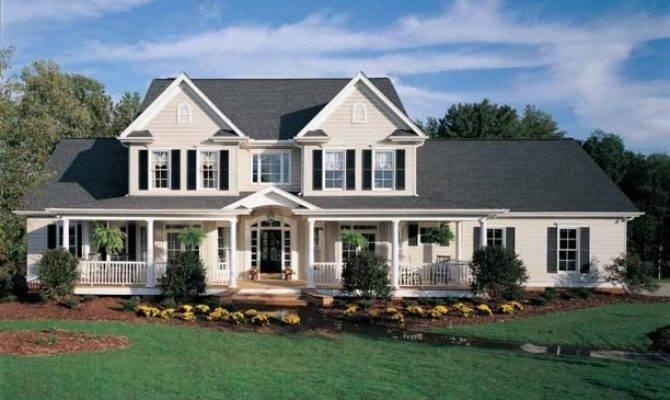 Farmhouse Style House Plans Smalltowndjs