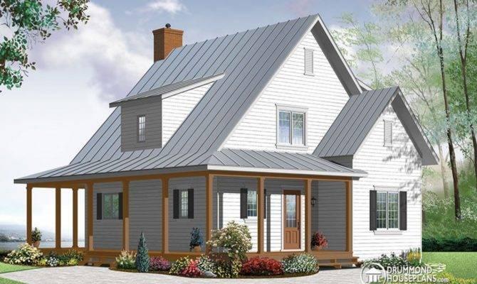 Farmhouse Style Living Room Open Floor Plan