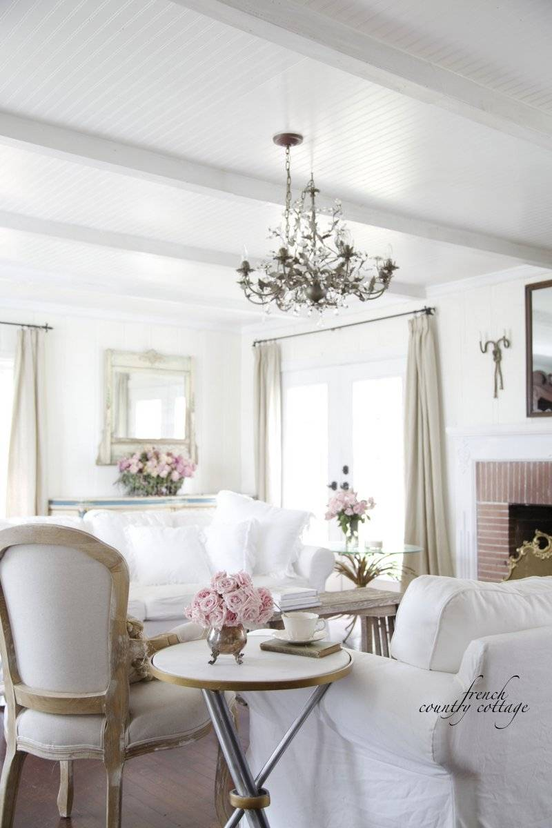 Feathered Nest Friday French Country Cottage