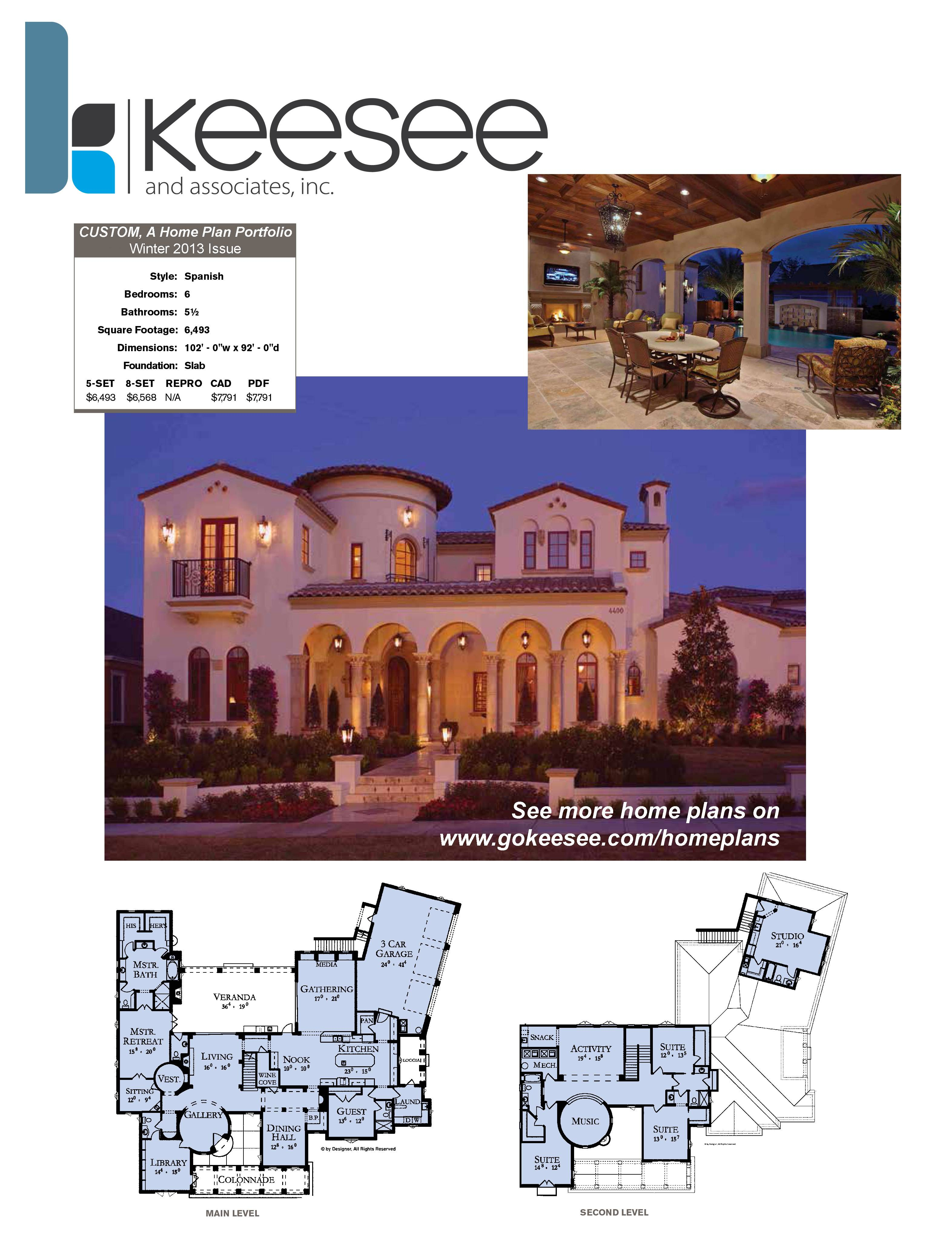 Featured Home Plans Hanley Wood Magazine Keesee