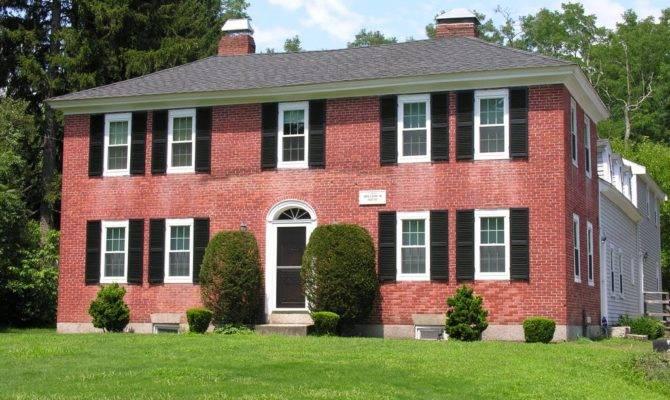 Federal Style House John Eaton