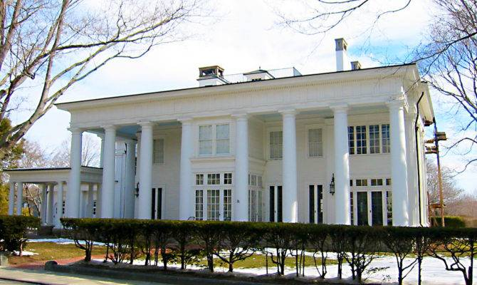 Federal Style House