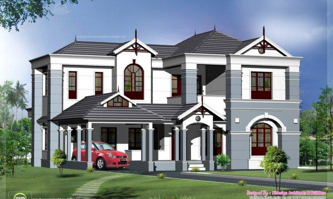 Feet House Elevation Design Home Kerala Plans