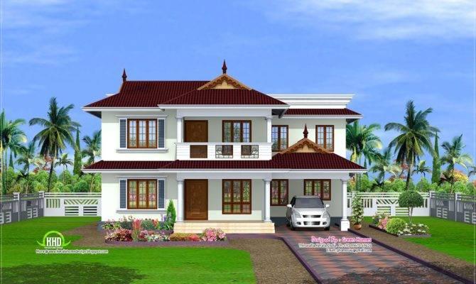 Feet Kerala Model House Design Plans