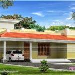 Feet Kerala Model Single Floor Home House Designs