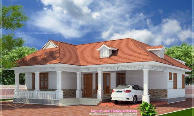 Feet Kerala Style Home Elevation Plans