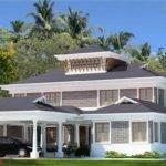 Feet Luxury Villa Design Kerala Home Floor Plans